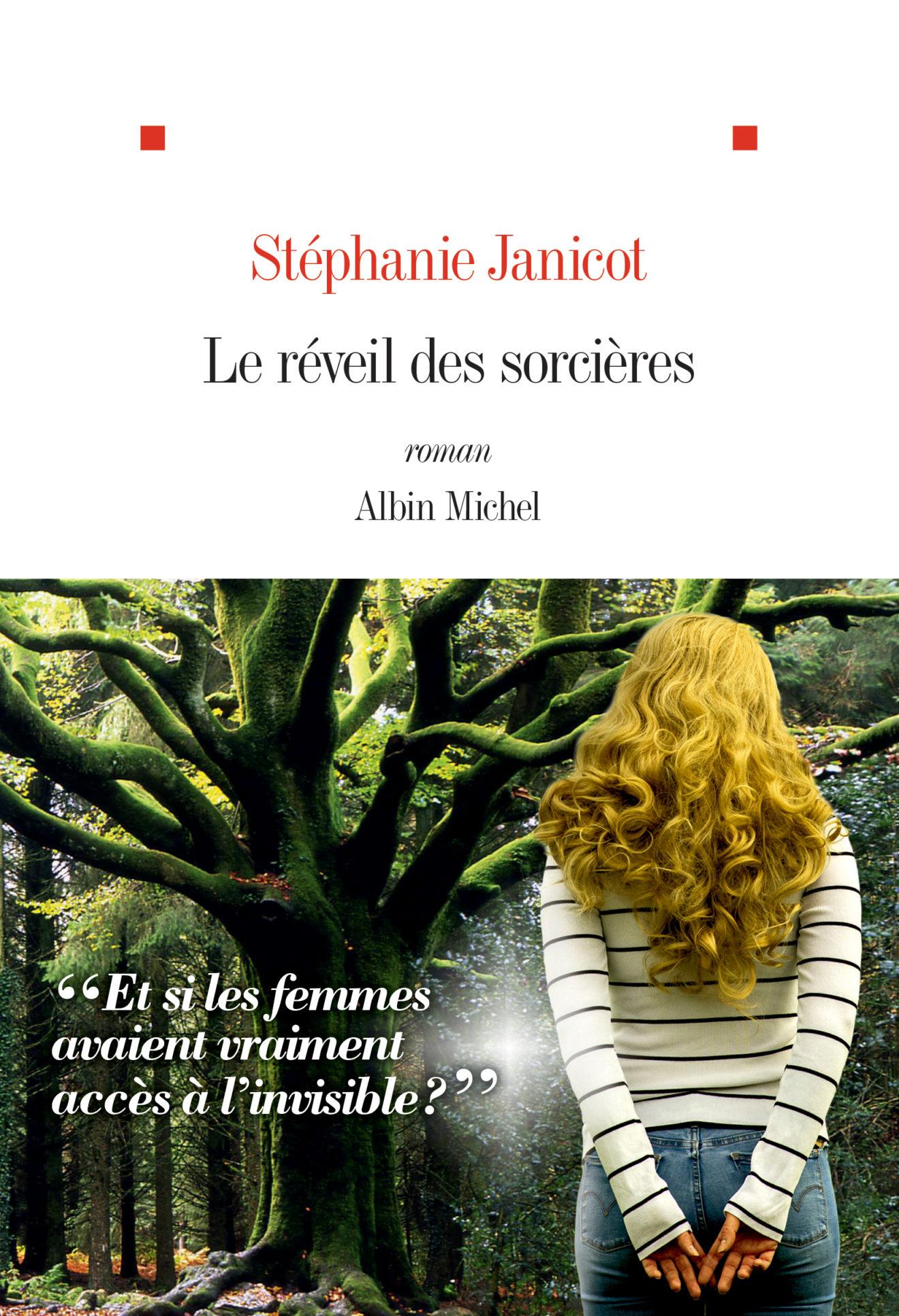 le reveil des sorcieres Stephanie Janicot